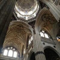 Foto tomada en Catedral de Salamanca por Luis E. el 3/31/2013