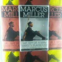 Снимок сделан в Variety Playhouse пользователем Henry H. 9/30/2012