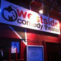 Foto diambil di M.i.'s Westside Comedy Theater oleh Sean M. pada 10/3/2012
