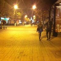 Снимок сделан в Улица Кирова пользователем Denis F. 10/20/2012
