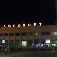 Снимок сделан в Международный аэропорт Курумоч (KUF) пользователем Ales Z. 8/23/2013