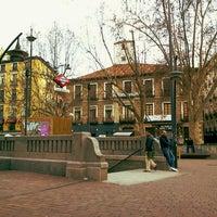 Plaza De Tirso De Molina Place à Madrid