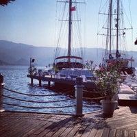 6/29/2013 tarihinde Nina 💫 E.ziyaretçi tarafından Palace Beach Club'de çekilen fotoğraf