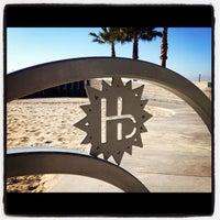 Photo prise au Hermosa Beach - The Strand par Jeremy W. le10/17/2012