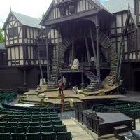 Das Foto wurde bei Oregon Shakespeare Festival von Kaela U. am 5/28/2013 aufgenommen