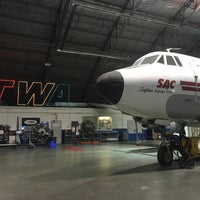 1/22/2016 tarihinde Brian S.ziyaretçi tarafından Airline History Museum'de çekilen fotoğraf