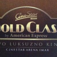 Cinestar Arena Imax Multiplex In Zagreb