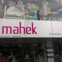 Foto tomada en Mahek por Ganesh R. el 8/9/2013
