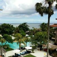 Photo Taken At Peninsula Beach Resort Bali By Naveen On 2 6 2016