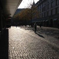 11/14/2012에 Antoine C.님이 Place du Molard에서 찍은 사진