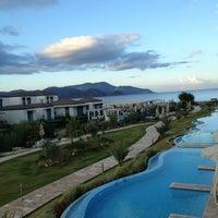 Foto scattata a Jiva Beach Resort da Ayla ö. il 9/17/2013