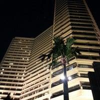 12/5/2012 tarihinde Poramate M.ziyaretçi tarafından Royal Orchid Sheraton Hotel & Towers'de çekilen fotoğraf
