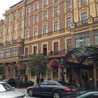 Foto tomada en Belmond Grand Hotel Europe por Ася Н. el 8/2/2013