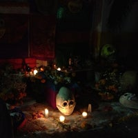 Снимок сделан в Jardin Morelos пользователем Clausen 11/1/2012