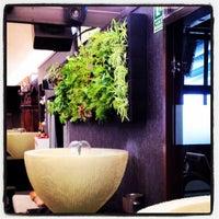 2/7/2014 tarihinde Oscar f.ziyaretçi tarafından Restaurante PALé'de çekilen fotoğraf