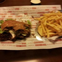 Photo taken at Smashburger by Rob D. on 4/4/2013
