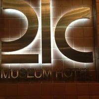 3/8/2013에 Dalia J.님이 21c Museum Hotels - Cincinnati에서 찍은 사진