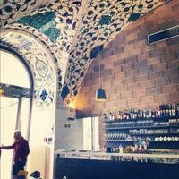 Снимок сделан в Café-Restaurant CORBACI пользователем RIE N. 11/20/2012
