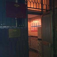 รูปภาพถ่ายที่ Линейный Отдел МВД РФ на Станции Екатеринбург-Пассажирский โดย Maria I. เมื่อ 4/10/2013