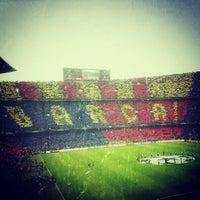 Foto tomada en Camp Nou por Ogo M. el 5/1/2013