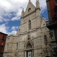 Duomo Di Napoli Church In Pendino
