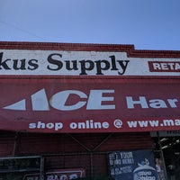 Markus Supply Ace Hardware - Produce and Waterfront - Oakland, CA