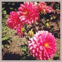 Foto tomada en Conservatory Garden por Nicholas F. el 6/9/2013