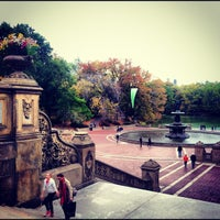 Das Foto wurde bei Bethesda Terrace von Nicholas F. am 10/28/2012 aufgenommen