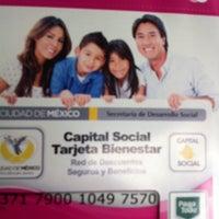 Photo prise au Instituto De La Juventud del Distrito Federal (INJUVE DF) par Mayte C. le6/9/2014