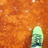 Снимок сделан в Circolo Tennis Dopolavoro ATAC пользователем Marco C. 5/19/2016