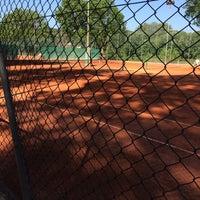 รูปภาพถ่ายที่ Circolo Tennis Dopolavoro ATAC โดย Marco C. เมื่อ 4/24/2014