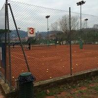 Снимок сделан в Circolo Tennis Dopolavoro ATAC пользователем Marco C. 12/23/2014