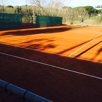 Снимок сделан в Circolo Tennis Dopolavoro ATAC пользователем Marco C. 1/27/2015