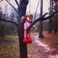 Das Foto wurde bei Atlanta Memorial Park von Elicia W. am 12/25/2012 aufgenommen