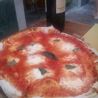 Photo taken at I' Pizzacchiere by Stephanie on 7/8/2014