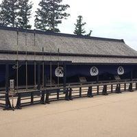 6/10/2013にひろあきが箱根関所で撮った写真