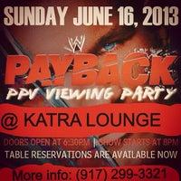 Foto scattata a Katra Lounge da Sonny S. il 6/16/2013