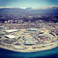 Foto tomada en Sochi Olympic Park por 👣Roman F. el 3/30/2013