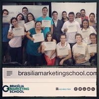 Foto tirada no(a) Brasilia Marketing School (BMS) por Rodrigo G. em 10/12/2013