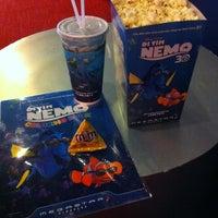 Foto tomada en CGV Cinemas Vincom Center por Mai N. el 9/26/2012