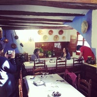 Foto scattata a Restaurant El Vinyet da Marc M. il 3/16/2014