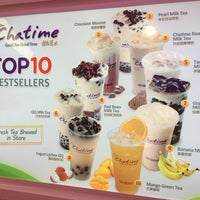 Chatime - eBloc Tower 2, Cebu I T  Park