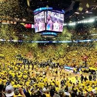 Das Foto wurde bei Oakland Arena von Greg W. am 5/3/2013 aufgenommen