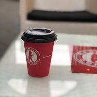 Das Foto wurde bei Berlin Coffee von Paweł am 5/2/2018 aufgenommen