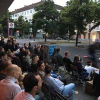 6/16/2016에 Sebastian님이 Blaumilchkanal에서 찍은 사진