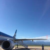 Foto tomada en Aeropuerto de La Rioja - Capitán Vicente Almandos Almonacid (IRJ) por Bruno G. el 2/12/2015