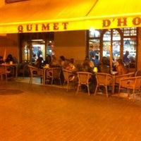 Photo prise au Quimet d'Horta par Pepe Z. le5/10/2013