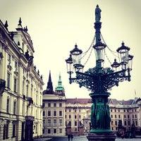 1/7/2013 tarihinde Richard G.ziyaretçi tarafından Prag Kalesi'de çekilen fotoğraf