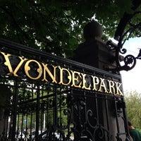 6/23/2013にBruno W.がフォンデル公園で撮った写真