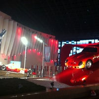 Photo taken at Ferrari World Abu Dhabi by Deleted Account on 7/15/2013